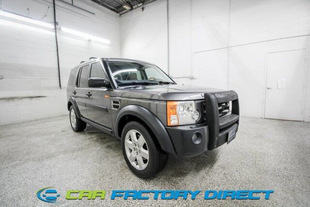 2005 Land Rover LR3 HSE AWD 4x4 Navigation Milford CT