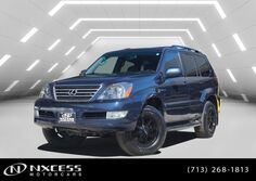 Lexus GX 470 Navigation 4x4 Roof Leather. 2005