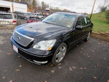 2005_Lexus_LS_430_ Roanoke VA