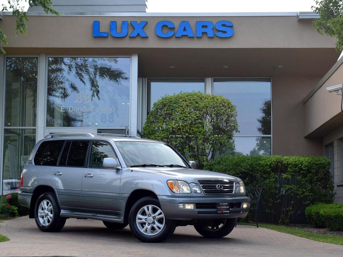 2005_Lexus_LX 470_Nav 4WD_ Buffalo Grove IL