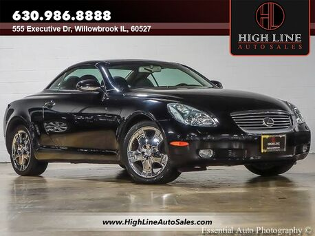 2005_Lexus_SC 430__ Willowbrook IL