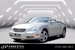 2005_Lexus_SC 430_RARE CONVERTIBLE LOW MILES LEVINSON SOUND_ Houston TX