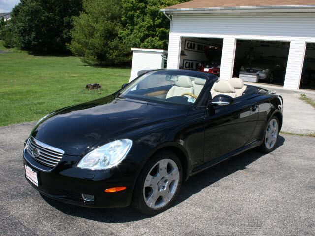 2005 Lexus SC 430 Roanoke VA