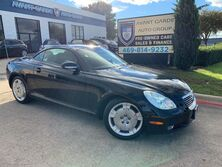 Lexus SC430 NAVIGATION MARK LEVINSON PREMIUM STEREO, PREMIUM HEATED LEATHER!!! EXTRA CLEAN!!! BLACK ON BLACK, LOW MILES!!! RARE FIND!!! 2005