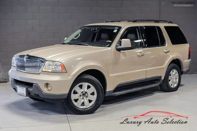2005_Lincoln_Aviator_4dr SUV_ Chicago IL