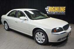 Lincoln LS w/Appearance Pkg 2005