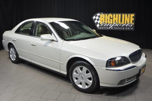 2005 Lincoln LS w/Appearance Pkg Easton PA