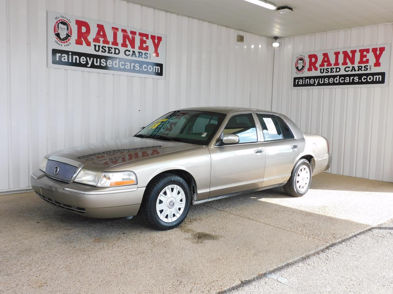 2005 MERCURY GRAND MARQUIS Moultrie GA