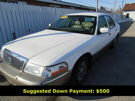 2005 MERCURY GRAND MARQUIS LS PRE  Bay City MI