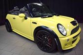 2005 MINI Cooper S Convertible John Cooper Works Edition