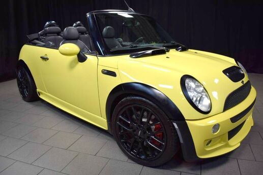 2005 MINI Cooper S Convertible John Cooper Works Edition Easton PA