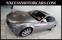 2005_Maserati_Quattroporte_XENON ROOF NAVIGATION JUST 39K MILES CLEAN CARFAX._ Houston TX