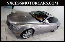 Maserati Quattroporte XENON ROOF NAVIGATION JUST 39K MILES CLEAN CARFAX. 2005