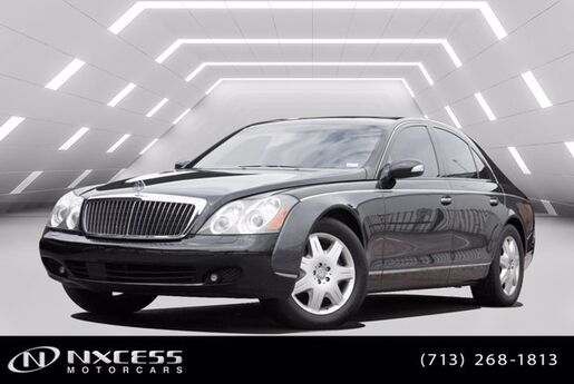 2005 Maybach 57 Low Miles Extra Clean! Houston TX