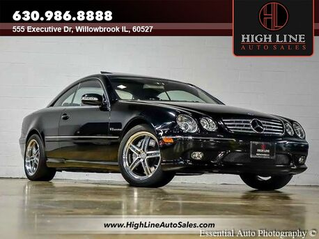 2005_Mercedes-Benz_CL-Class_5.5L AMG_ Willowbrook IL