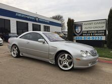 Mercedes-Benz CL55 AMG LORINSER NAVIGATION, MINT!!! EXTREMELY NICE!!! ONE OWNER!!! 2005