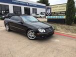 2005 Mercedes-Benz CLK55 AMG Cabriolet DESIGNO ALCANTARA HEADLINER, BI-XENON CLEANING HEADLAMPS, AMG-SPORTS UNDERCAR, PREMIUM SOUND!!! SUPER RARE AND CLEAN!!!