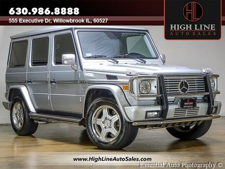 2005_Mercedes-Benz_G-Class_5.5L AMG_ Willowbrook IL