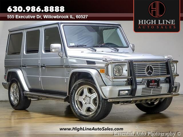 2005 Mercedes-Benz G-Class 5.5L AMG Willowbrook IL