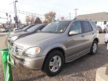 2005_Mercedes-Benz_M-Class_ML350_ Spokane Valley WA