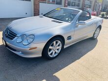 2005_Mercedes-Benz_SL 500_5.0L_ Shrewsbury NJ