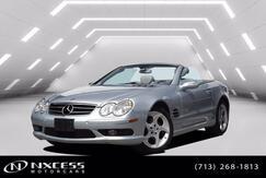 2005_Mercedes-Benz_SL-Class_5.0L Super Clean_ Houston TX