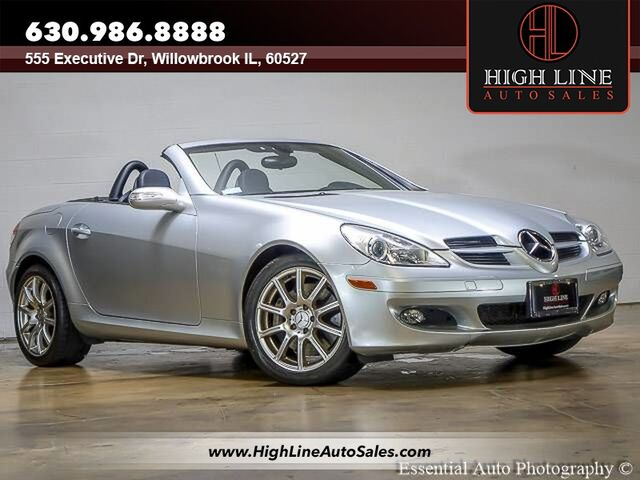 2005 Mercedes-Benz SLK-Class  Willowbrook IL