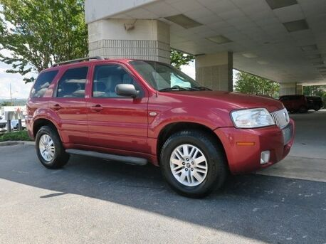2005_Mercury_Mariner_Luxury_ Pelham AL