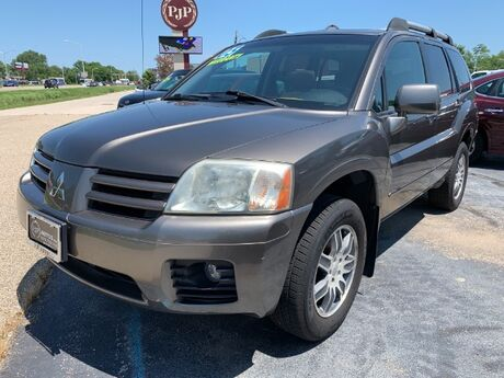 2005 Mitsubishi Endeavor Limited AWD Springfield IL