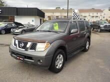 2005_NISSAN_PATHFINDER_SE 4X4, WHOLESALE TO THE PUBLIC, 3RD, DVD, SUNROOF, NEW INSPECTION READY TO GO!!!_ Virginia Beach VA