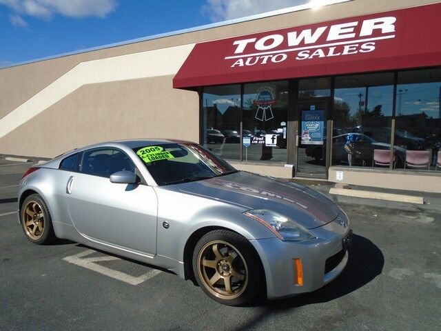 2005 Nissan 350Z Enthusiast Schenectady NY