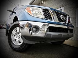 2005_Nissan_Frontier 4WD_Nismo 4dr Crew Cab V6_ Grafton WV