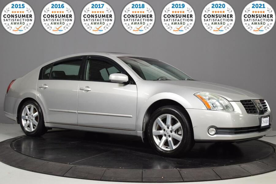 2005_Nissan_Maxima_3.5 SE_ Glendale Heights IL