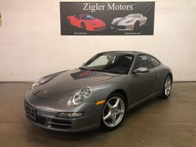 Porsche 911 Carrera 997 Coupe 6-Speed One Owner Clean Carfax *PRISTINE* 2005