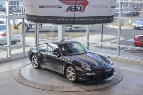 2005_Porsche_911_Carrera_ Chantilly VA
