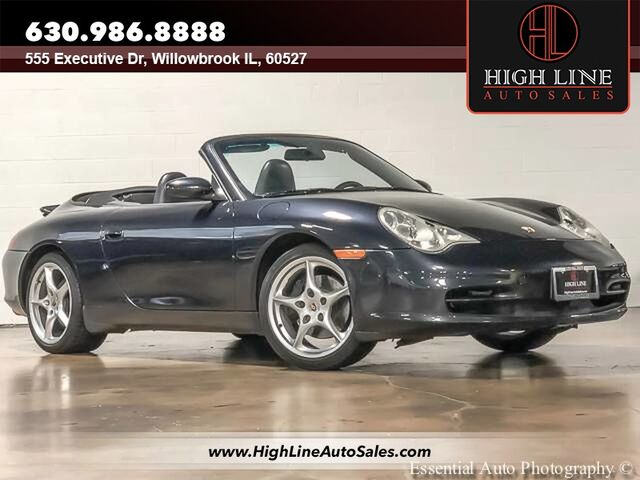 2005 Porsche 911 Carrera Willowbrook IL