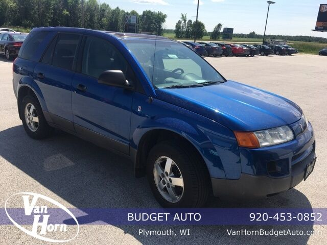 2005 Saturn VUE Base Plymouth WI 31286134