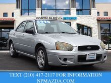 2005 Subaru Impreza Sedan RS San Antonio TX