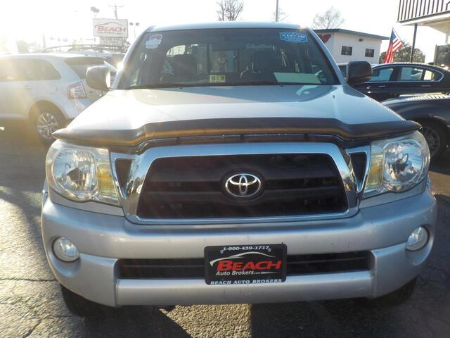2005 TOYOTA TACOMA TRD OFF ROAD CREWCAB  4X4, BUYBACK GUARANTEE, WARRANTY, MANUAL, TOW PKG, FANTASTIC CONDITION, SWEET! Norfolk VA