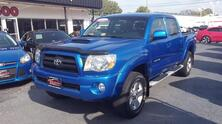 TOYOTA TACOMA PRERUNNER CREWCAB TRD SPORT, CARFAX CERTIFIED, PREMIUM SOUND, BEDLINER, ONE OWNER, ONLY 66K MILES! 2005