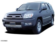 2005_Toyota_4Runner_4DR LIMITED V8 AUTO 4WD_ Mount Hope WV