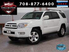 Toyota 4Runner Limited 4WD Heated Leather JBL Audio 2005