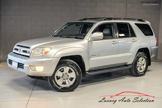 2005 Toyota 4Runner Limited 4X4 4dr SUV Chicago IL
