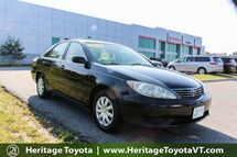 2005 Toyota Camry LE South Burlington VT