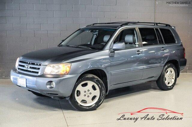 2005_Toyota_Highlander Limited 4WD_4dr SUV_ Chicago IL