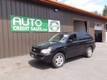 2005_Toyota_Highlander_Limited V6 4WD_ Spokane Valley WA