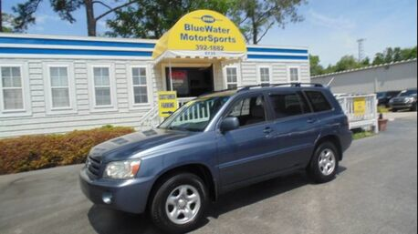 2005_Toyota_Highlander_Limited_ Wilmington NC