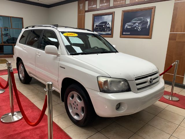 2005 Toyota Highlander V6 2WD with 3rd-Row Seat Charlotte NC