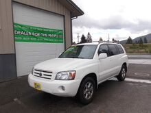 2005_Toyota_Highlander_V6 2WD with 3rd-Row Seat_ Spokane Valley WA