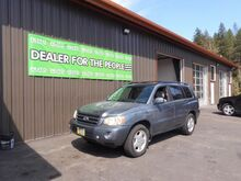 2005_Toyota_Highlander_V6 4WD_ Spokane Valley WA